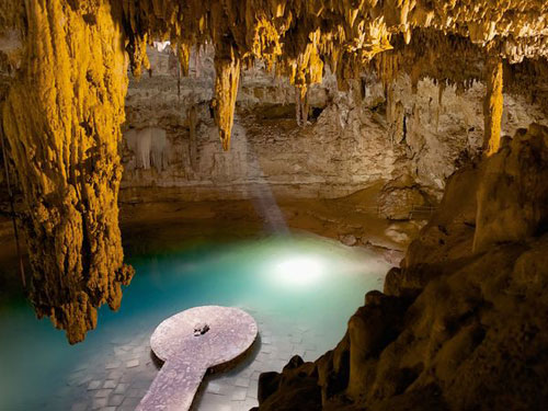 Cenotes, Chichen Itza, Mexico Photography