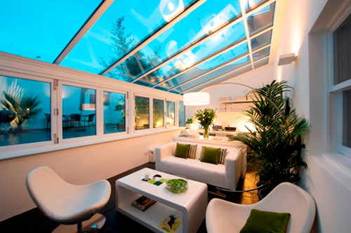 The way workplaces should look like new showcase for Conservatory interior designs