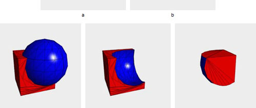 csg.js: Constructive Solid Geometry