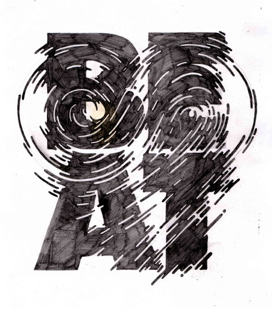 Beat Typography Experiment