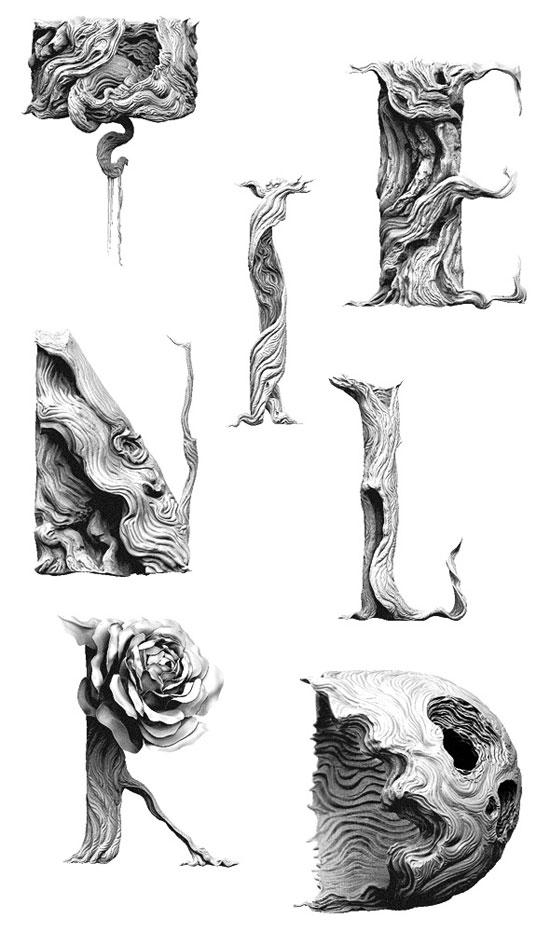 Type Typography Experiment