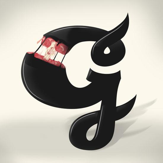 Typographic posters Typography Experiment