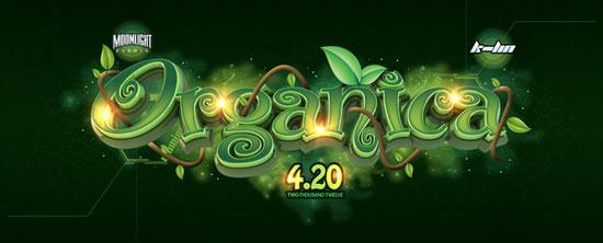 Organica Typography Inspiration