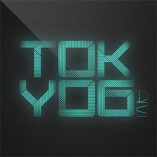 TOKYO6am LOGO Typography Inspiration