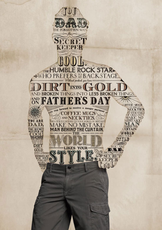 Dockers Typography Inspiration