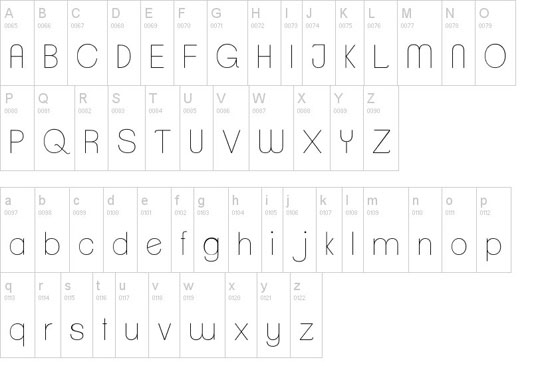 Clemente Free font for download
