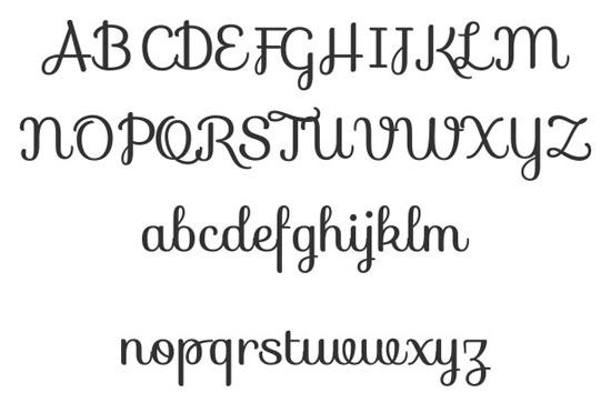 Sofia Free font for download