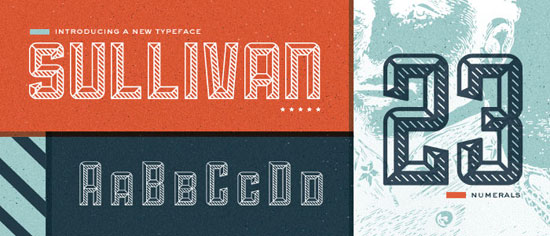 Sullivan Free font for download