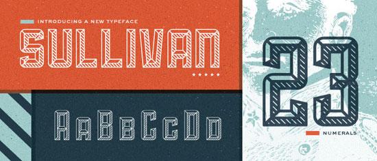 Sullivan Free font for download