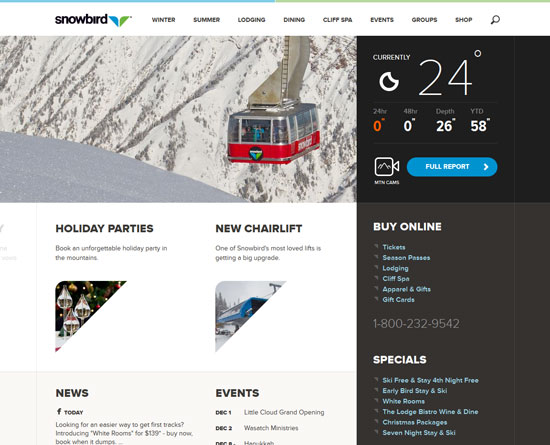 Interesting new web designs that you should check out for New check designs