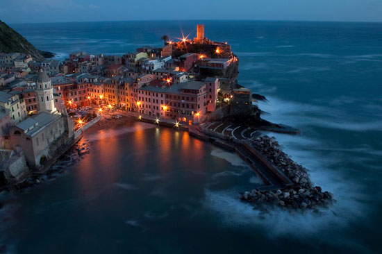 Vernazza Night Photography