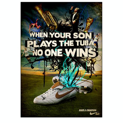 Nike Print Magazine Ads The Best 46 Nike Advertisements