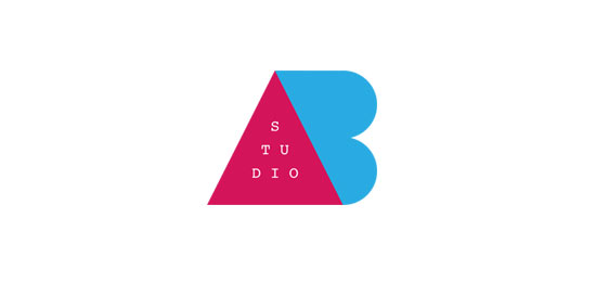 ABStudio Logo Design