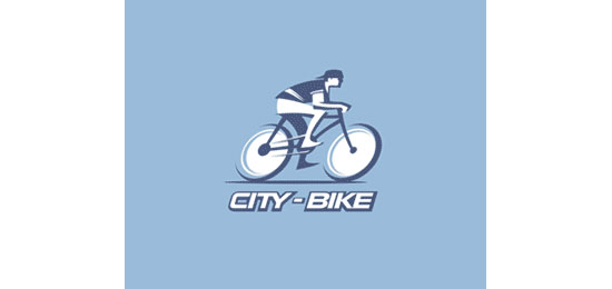 City-bike Logo Design