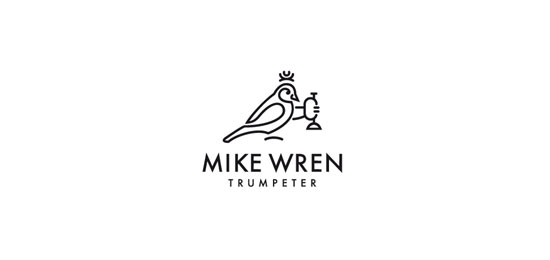 Mike Wren Logo Design