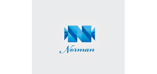 Norman Logo Design