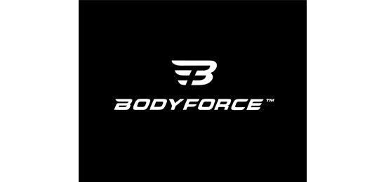 BODYFORCE Logo Design Inspiration