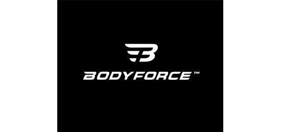 BODYFORCE Logo Design Inspiration