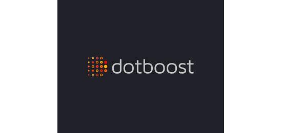 Dotboost Logo Design Inspiration