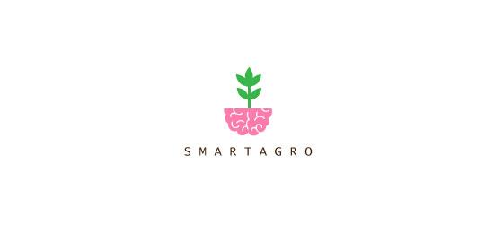 SmartAgro Logo Design Inspiration