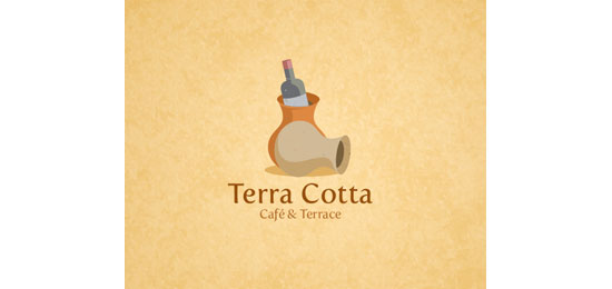 Terra Cotta Logo Design Inspiration