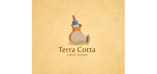 Terra Cotta Logo Design Inspiration