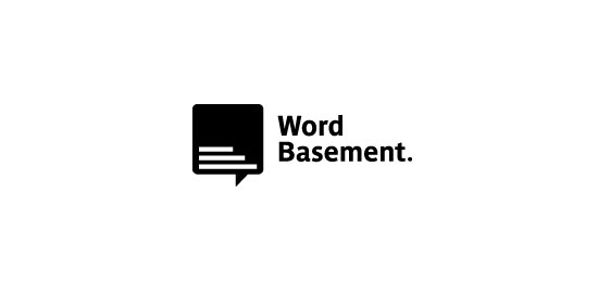 Word Basement Logo Design Inspiration