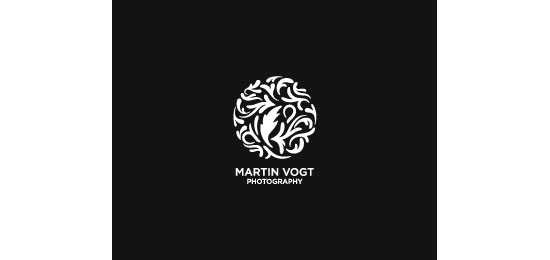Martin Vogt photography Logo Design Inspiration