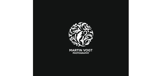 Martin Vogt photography Logo Design Inspiration