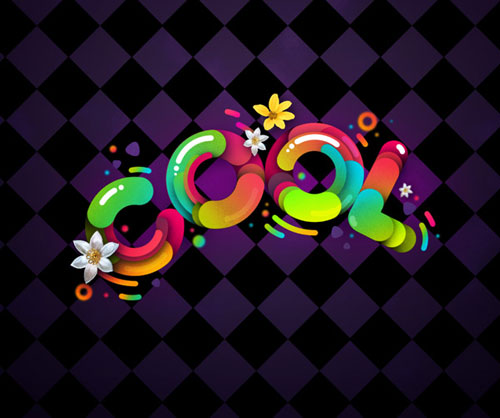 Create Cool Typography Using Paths in Photoshop