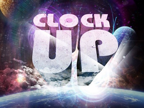 Create a Clock Up Wallpaper in Photoshop