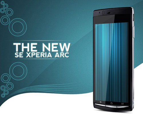 How to Create a Sony Xperia Ad in Photoshop
