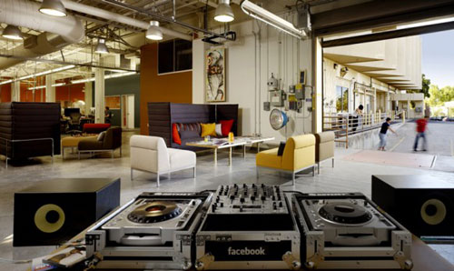 Facebook office -  workplace 1