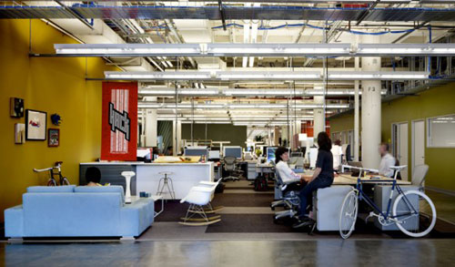 Facebook office -  workplace 4
