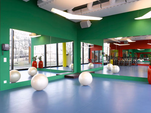 Google Zurich office -  workplace 4