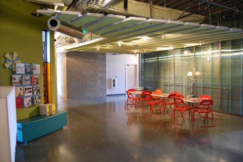 Red Door Interactive Denver office -  workplace 4