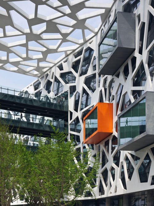 Alibaba Headquarters in Hangzhou, China 2 - Office Buildings Architecture