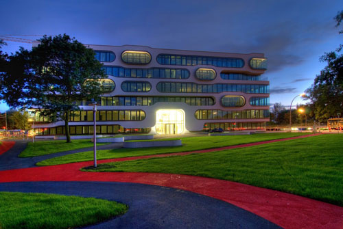 An der Alster 1 in Hamburg, Germany 2 - Office Buildings Architecture