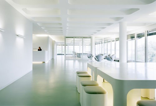An der Alster 1 in Hamburg, Germany 3 - Office Buildings Architecture