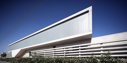 Co Op Bank in Kiti, Larnaca District, Cyprus - Office Buildings Architecture