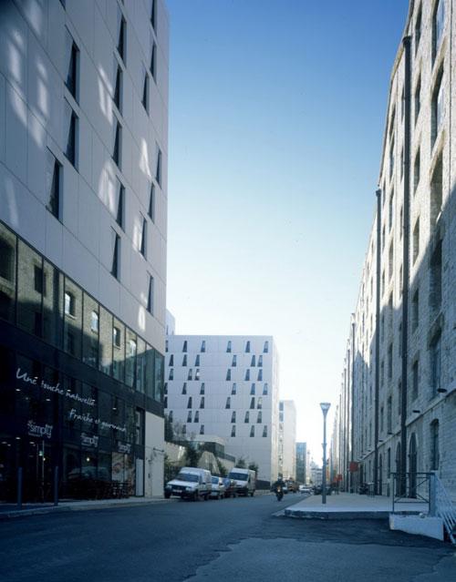 Coeur Mediterranée in Marseille, France 2 - Office Buildings Architecture