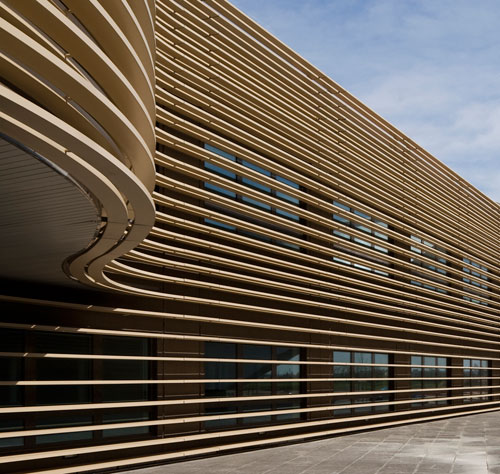 Galilée in Toulouse, France 2 - Office Buildings Architecture