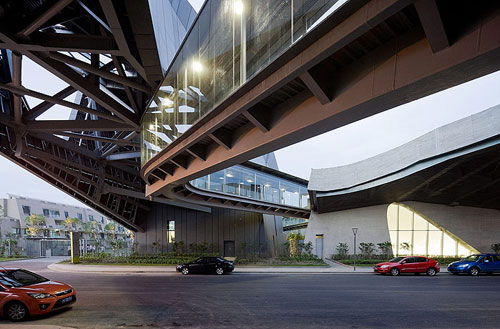 Giant Interactive Group Corporate Headquarters in Shanghai, China 2 - Office Buildings Architecture