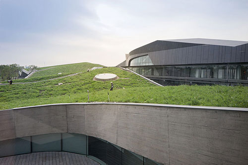 Giant Interactive Group Corporate Headquarters in Shanghai, China 3 - Office Buildings Architecture