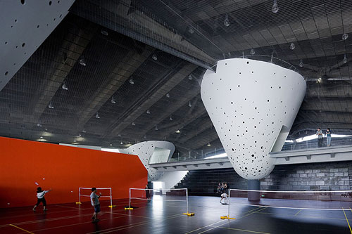 Giant Interactive Group Corporate Headquarters in Shanghai, China 4 - Office Buildings Architecture