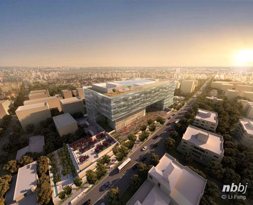 Jordan Housing Bank For Trade and Finance Headquarters in Amman, Jordan 2 - Office Buildings Architecture