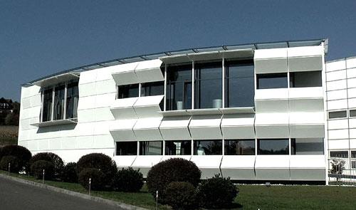 Kiefer Technic Showroom in Bad Gleichenberg, Austria  - Office Buildings Architecture