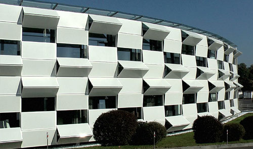 Kiefer Technic Showroom in Bad Gleichenberg, Austria 2 - Office Buildings Architecture