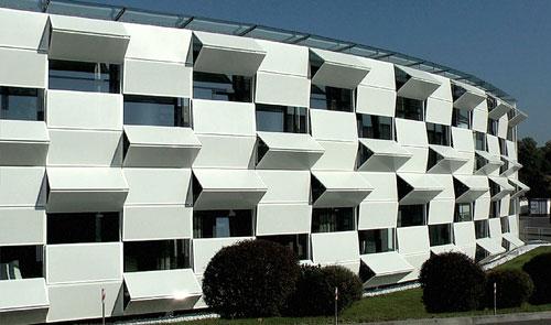 Kiefer Technic Showroom in Bad Gleichenberg, Austria 2 - Office Buildings Architecture