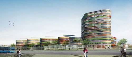 Office for Urban Development and Environment in Hamburg, Germany 2 - Office Buildings Architecture